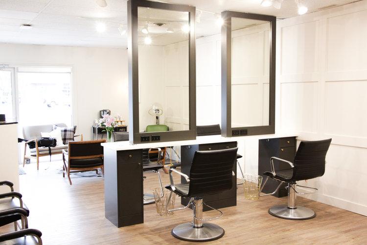 Luxury Boutique Hair Salon Winnipeg   Savile Row Salon ...